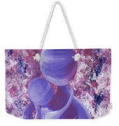 Sanctoral Rainbow Soul Collection Weekender Tote Bag
