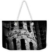 Sanctus Sanctus Sanctus Weekender Tote Bag
