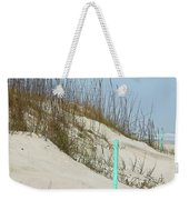 Sand And Grass Weekender Tote Bag