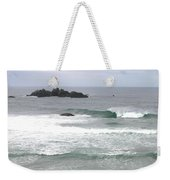 Sand And Sea 9 Weekender Tote Bag