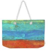 Sand And Sea I Weekender Tote Bag