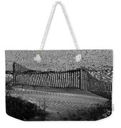 Sand And Shadows Weekender Tote Bag