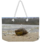 Sand And Shell Weekender Tote Bag