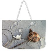 Sand And Shells Weekender Tote Bag