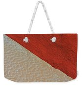 Sand And Stone Weekender Tote Bag