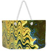 Sand At The Beach Abstract Weekender Tote Bag