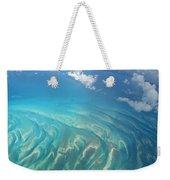 Sand Banks Weekender Tote Bag