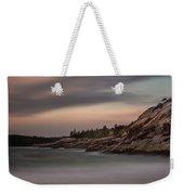 Sand Beach, Acadia Weekender Tote Bag