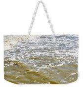 Sand Beach And Wave 4 Weekender Tote Bag
