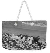 Sand Castles By The Shore Weekender Tote Bag