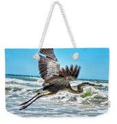 Sand Crane Weekender Tote Bag
