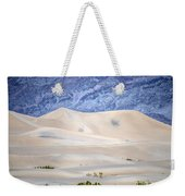 Sand Desert Usa Weekender Tote Bag