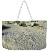 Sand Dunes And San Ysidro Mountains Weekender Tote Bag