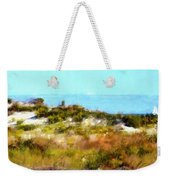 Sand Dunes Assateague Island Weekender Tote Bag