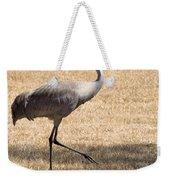 Sand Hill Cranes Weekender Tote Bag