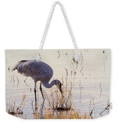 Sand Hill On The Shores Weekender Tote Bag