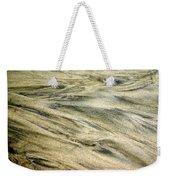 Sand Pattern Weekender Tote Bag