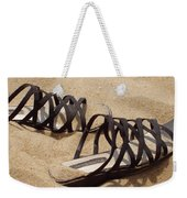 Sand Shoes I Weekender Tote Bag