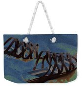 Sand Shoes II Weekender Tote Bag