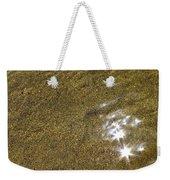 Sand Stars Weekender Tote Bag