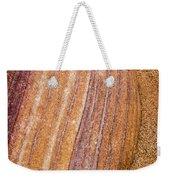 Sand Stone Weekender Tote Bag