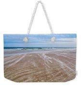 Sand Swirls On The Beach Weekender Tote Bag