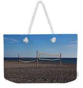 Sand Volleyball Weekender Tote Bag