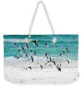 Sandestin Seagulls B Weekender Tote Bag