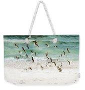 Sandestin Seagulls D Weekender Tote Bag