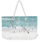 Sandestin Seagulls E Weekender Tote Bag
