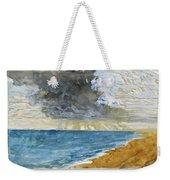 Sandgate Beach. Kent  Weekender Tote Bag