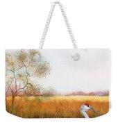 Sandhill Cranes-jp3160 Weekender Tote Bag