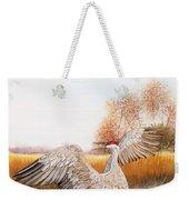 Sandhill Cranes-jp3161 Weekender Tote Bag