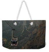 Sandia Peak Cable Car Weekender Tote Bag