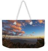 Sandia Peak Weekender Tote Bag
