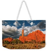 Sandpipe Formations Kodachrome Basin State Park Utah Weekender Tote Bag