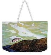 Sandpiper At Ponce Inlet Weekender Tote Bag