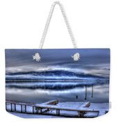 Sandpoint From 41 South Weekender Tote Bag