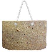 Sands Of Happiness Weekender Tote Bag