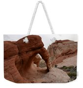 Sandstone Arches Valley Of Fire Weekender Tote Bag