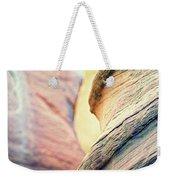 Sandstone Curve. Weekender Tote Bag