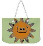 Sandstone Daisy Weekender Tote Bag