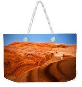Sandstone Edge Weekender Tote Bag