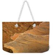 Sandstone Fins Weekender Tote Bag