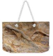 Sandstone Formation Number 4 At Starved Rock State Weekender Tote Bag