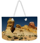 Sandstone Fortress Valley Of Fire Weekender Tote Bag