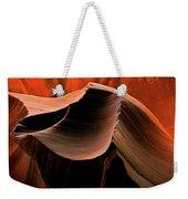 Sandstone Melody Weekender Tote Bag by Mike  Dawson