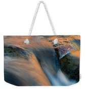 Sandstone Reflections Weekender Tote Bag by Mike  Dawson