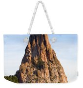 Sandstone Spires In Garden Of The Gods Weekender Tote Bag