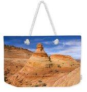 Sandstone Tent Rock Weekender Tote Bag